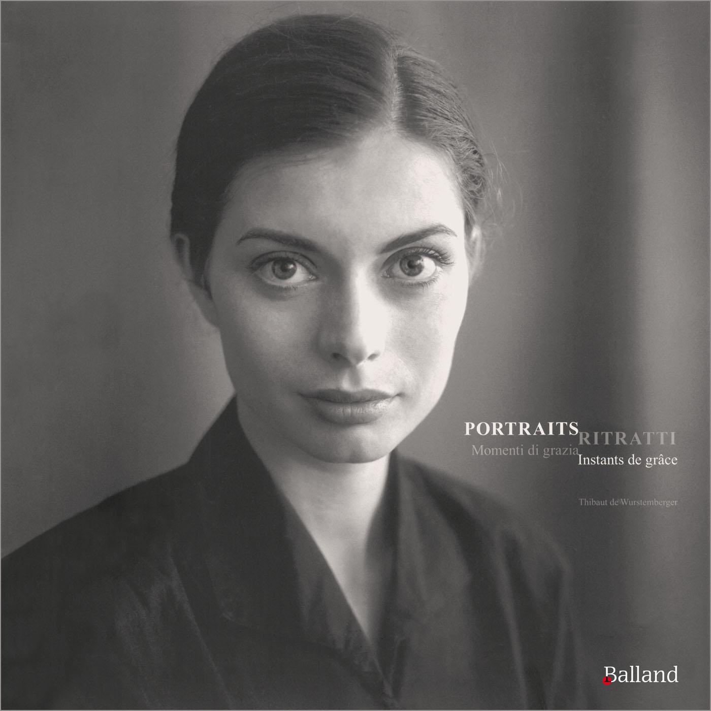 Portraits - Instants de grâce