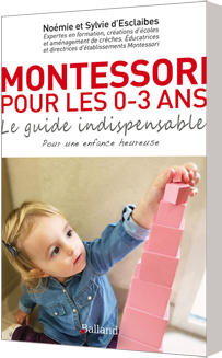 Montessori pour les 0-3 ans