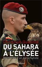 Du Sahara à l'Elysée, mémoires d'un parachutiste
