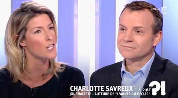 Charlotte Savreux - France 5 - C à dire